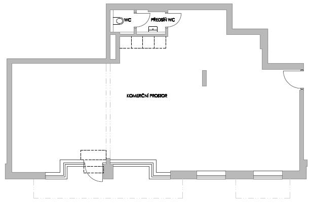 Komerční prostor KP2
