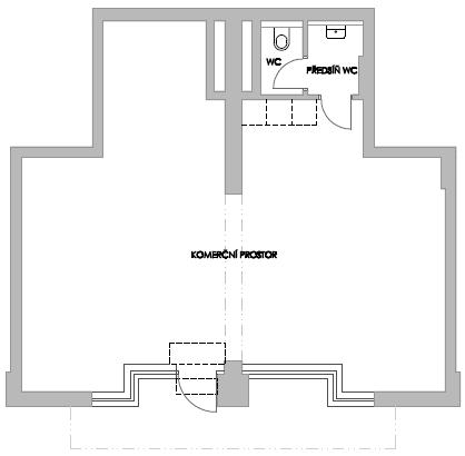 Komerční prostor KP3