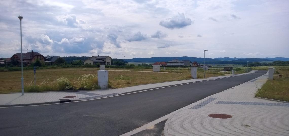 Stavební pozemky Benešov - Mariánovice