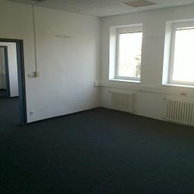 Pronájem kanceláří - Administrativní budova SLÁDEK GROUP, a.s., Jana Nohy 1441, Benešov