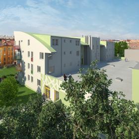 Byty a komerční prostory Tyršova, Benešov