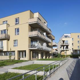 Byty a komerční prostory U Vodojemu - 2. etapa, Brandýs nad Labem
