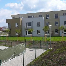 Byty U Vodojemu - 5. etapa, Brandýs nad Labem