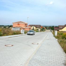 Pozemky Vrábí, Brandýs nad Labem